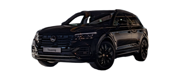 Volkswagen New Touareg Black Edition