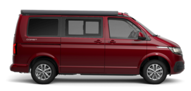 Volkswagen Commercial Vehicles California 6.1 Beach