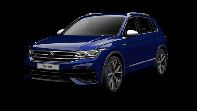 Volkswagen New Tiguan R