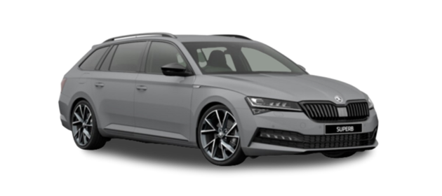 ŠKODA Superb Estate Sportline Plus