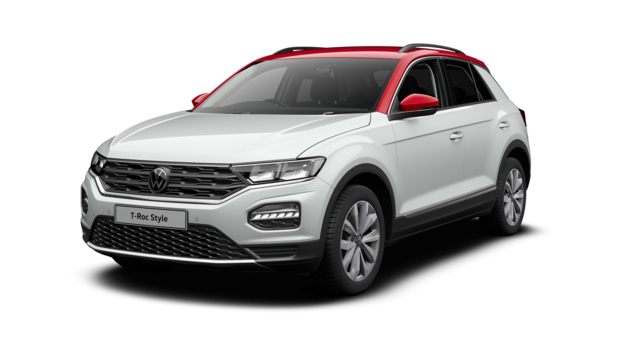Volkswagen T-Roc Design