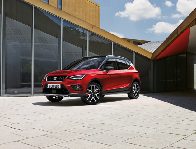 SEAT Arona FR Red Edition