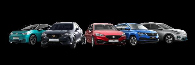 Explore Our New Car Range