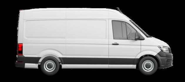 Volkswagen Commercial Vehicles Crafter Panel van