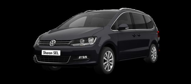 Volkswagen Sharan SEL