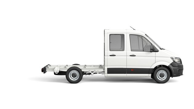 Volkswagen Commercial Vehicles Crafter Double Cab
