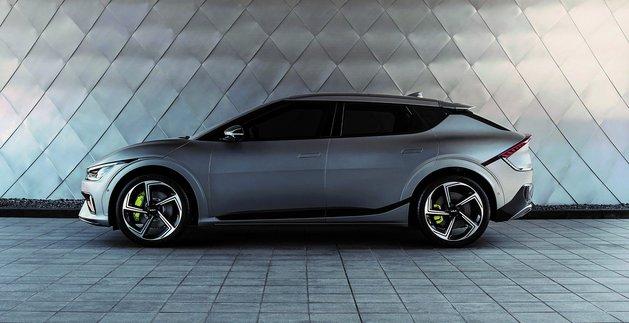 Kia New EV6